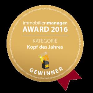 Immobilienmanager Award 2016 Grafik