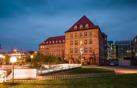 Sigmund Schuckert-Haus in Nürnberg