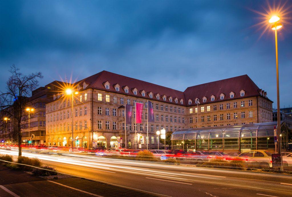 Sigmund Schuckert-Haus, Nürnberg