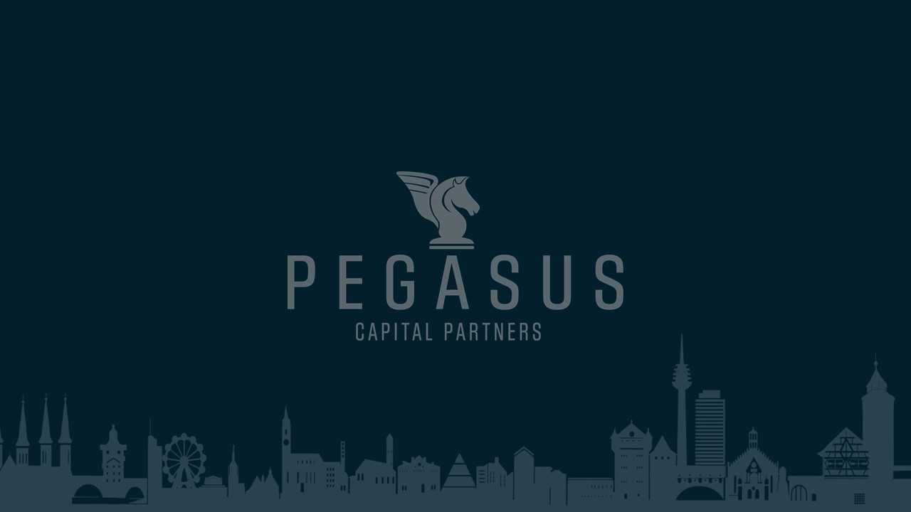 Pegasus Capital Partners Logo mit Skyline